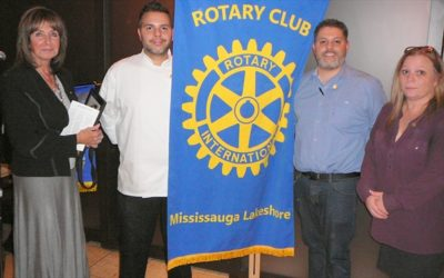 Mississauga's oldest Rotary club celebrates last Christmas anniversary